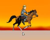 верховая езда Харлей