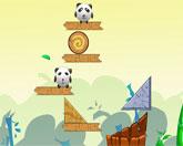 спасение панда