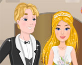 свадебная поездка Барби