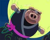 ниндзя свинья 3