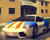 парковка полицейской машины2
