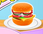Готовим бургер