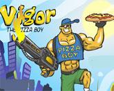 Вигор - пицца бой