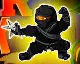 мощная атака ниндзя
