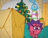 Смешарики 42 серия смотреть онлайн – Операция «Дед мороз»