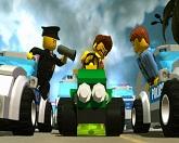 Lego City 4 серия — Атака воров смотреть онлайн