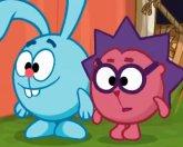 Смешарики 124 серия смотреть онлайн – Комната страха