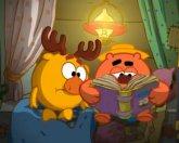 Смешарики 134 серия смотреть онлайн – Запретный плод