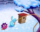 Смешарики 179 серия смотреть онлайн – Лунный заяц. Часть 1