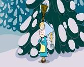 Машины сказки 13 серия — Морозко смотреть онлайн