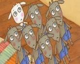 Машины сказки 18 серия — Волк и семеро козлят смотреть онлайн