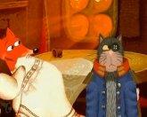 Гора самоцветов 3 серия смотреть онлайн – Кот и лиса