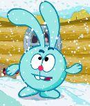 Смешарики: Пин-код 1 серия — Силуэт на снегу