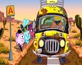 Смешарики: Азбука безопасности 27 серия — В автобусе смотреть онлайн