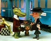 Чебурашка и крокодил Гена 3 серия смотреть онлайн - Шапокляк