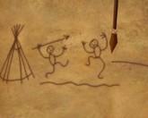 Лунтик и его друзья 2 сезон 117 серия смотреть онлайн - Индейцы