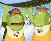 Лунтик и его друзья 3 сезон 186 серия смотреть онлайн - Зимовье гусениц