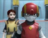 Марти - железный мальчик 15 серия смотреть онлайн - Борись, Алли