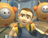 Марти - железный мальчик 16 серия смотреть онлайн - Падение башни