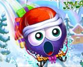 поймай рождественскую конфету