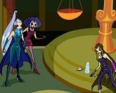 Клуб Винкс – Школа волшебниц 2 сезон 10 серия — Тайник для кодекса смотреть онлайн