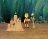 Лунтик и его друзья 4 сезон 216 серия смотреть онлайн - Страх темноты
