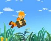 Лунтик и его друзья 4 сезон 241 серия смотреть онлайн - Недоверчивые гусеницы