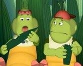 Лунтик и его друзья 5 сезон 285 серия смотреть онлайн - Бочка с вареньем