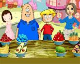 фруктовый магазин