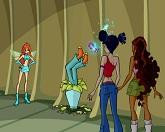 Клуб Винкс – Школа волшебниц 2 сезон 19 серия — Шпион тени смотреть онлайн