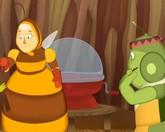 Лунтик и его друзья 6 сезон 326 серия смотреть онлайн - Сладкая вата
