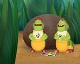 Лунтик и его друзья 6 сезон 331 серия смотреть онлайн - Отважный герой