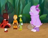 Лунтик и его друзья 6 сезон 341 серия смотреть онлайн - Сверхспособности