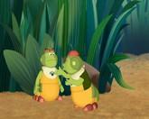 Лунтик и его друзья 6 сезон 364 серия смотреть онлайн - День гусениц