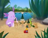Лунтик и его друзья 6 сезон 377 серия смотреть онлайн - Чья поляна?