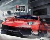 V8 зимняя парковка