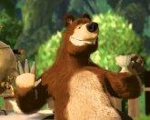 Маша и Медведь 1 серия – Первая встреча