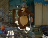 Маша и Медведь 26 серия – Осторожно, ремонт!