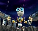 Болт и Блип 1 сезон 1 серия смотреть онлайн - Лунные воины