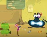 Куми-Куми 3 серия – Мусорная жаба