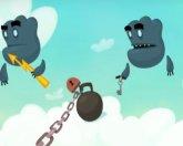 Куми-Куми 5 серия – Облачный край