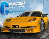 3D холодный гонщик