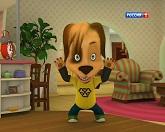 Барбоскины 93 серия — Шпинат, шоколад и условный рефлекс смотреть онлайн