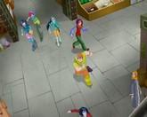 Друзья Ангелов 2 сезон 13 серия смотреть онлайн - Битва в Колизеи.Часть 1