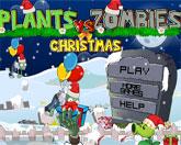 Растения против Зомби Рождество