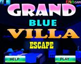 Синяя вилла