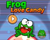 Лягушки и конфеты