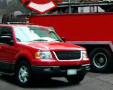 Пожарный грузовик 2