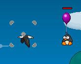 Пингвин на шаре