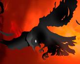 Ворона в аду